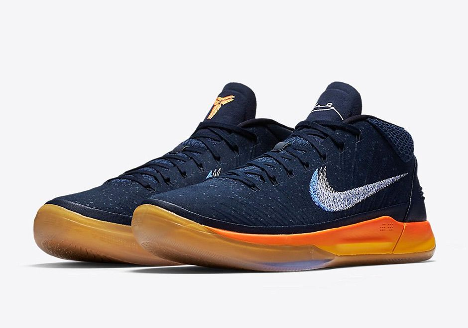 The Nike Kobe A. Receives A Colorful Mid