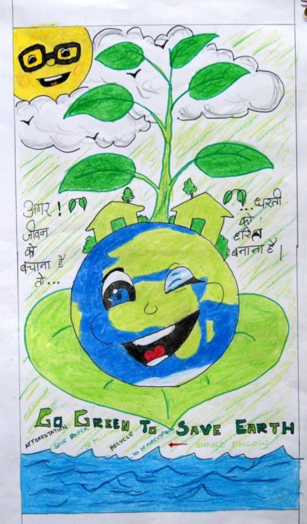 40 Save Environment Posters Competition Ideas Save Environment