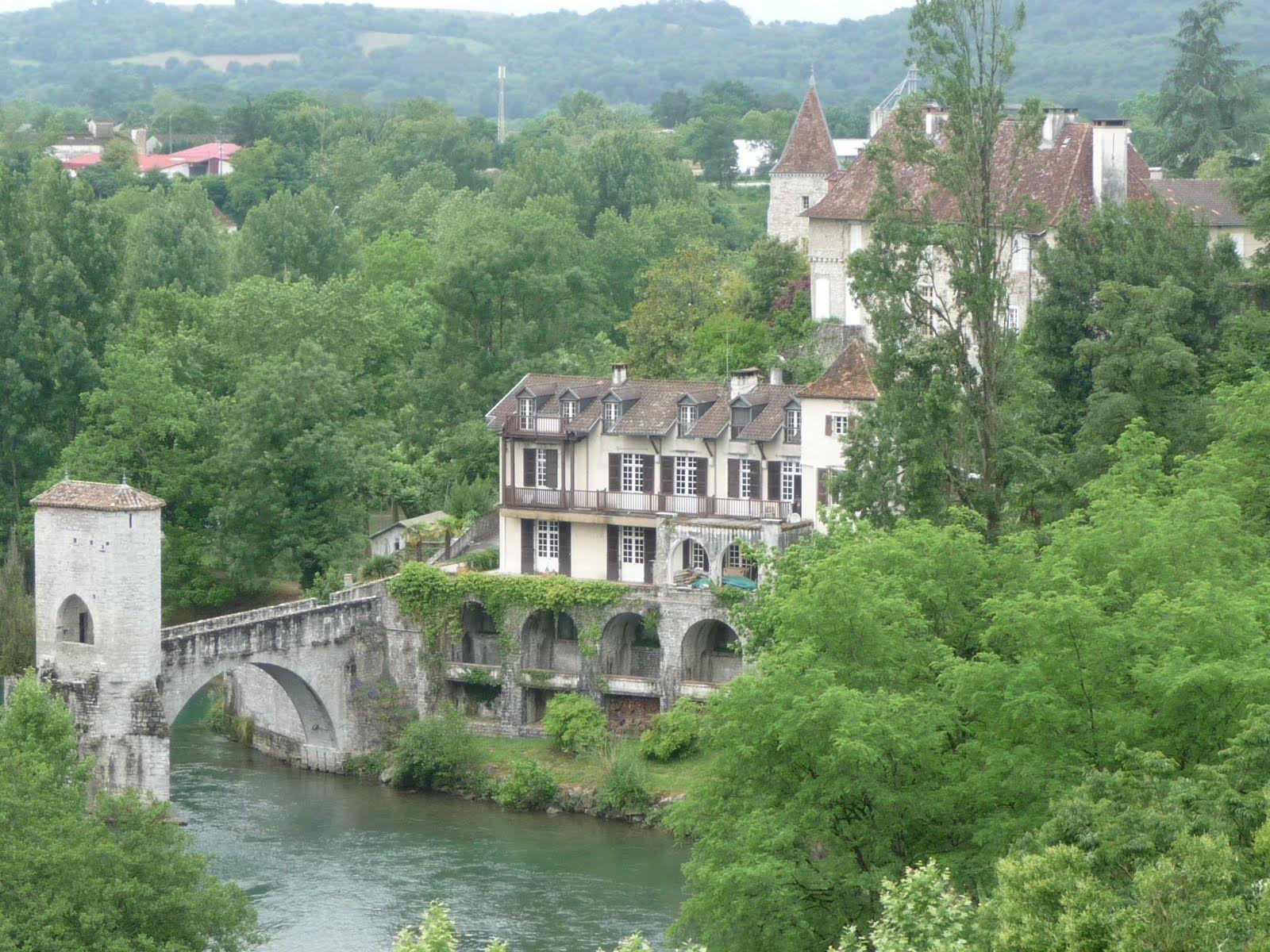 Bearn Region of France - Orthez, Morlaas