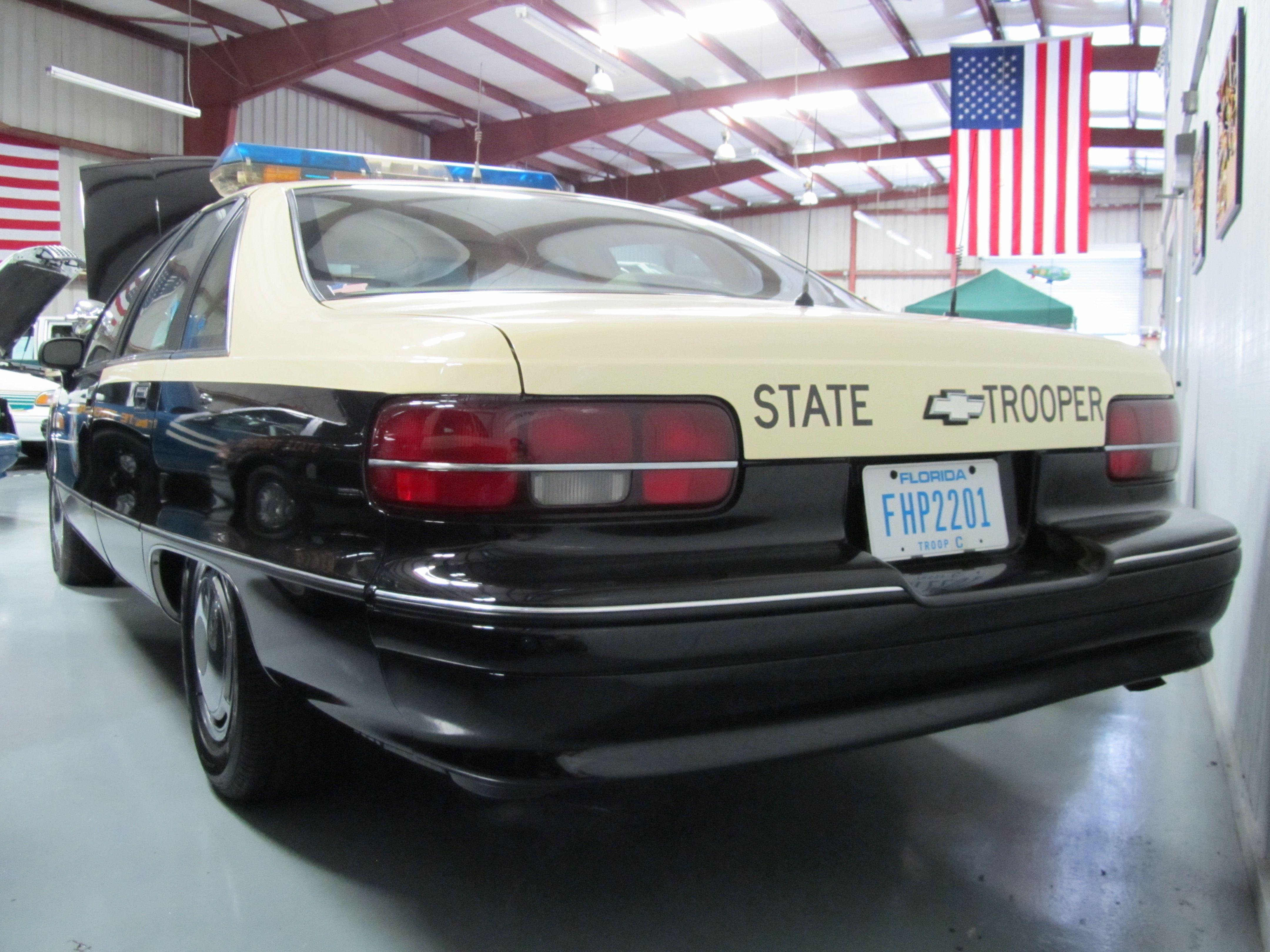 Todos Os Tamanhos Former Florida Highway Patrol Fhp 1991
