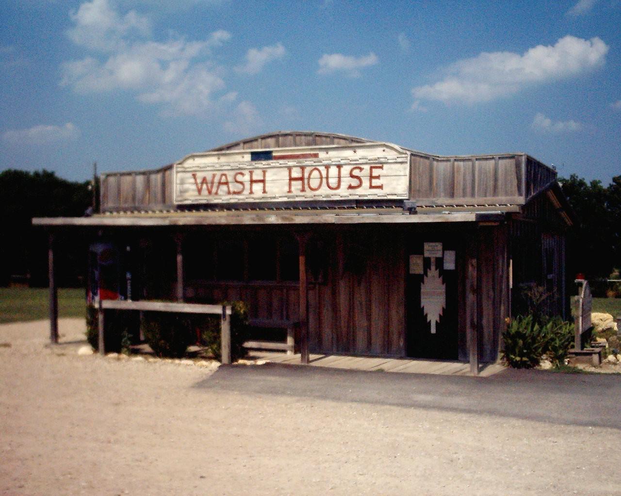 Bar M RV Park At Pleasanton Texas