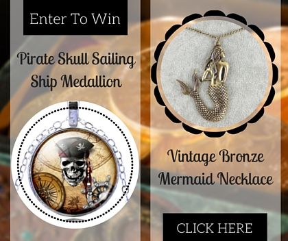Pirate Pete Neckalce Giveaways www.teelieturner.com As we pirates know every pirate worth his salt always has a lucky medallion You will find that Pirate Pete is a very special fairy and he is known as quite the buccaneer and has his own experiences with buried treasure  and has his own lucky pirate medallion. #piratepetegiveaways