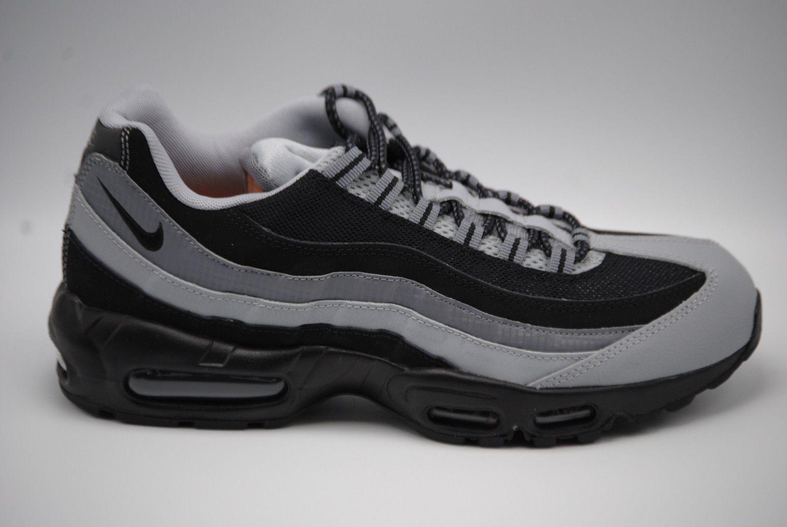 hot sale online 3666e c50b6 Nike Air Max 95 Essential Men S Sneakers 749766 005 Multiple Sizes