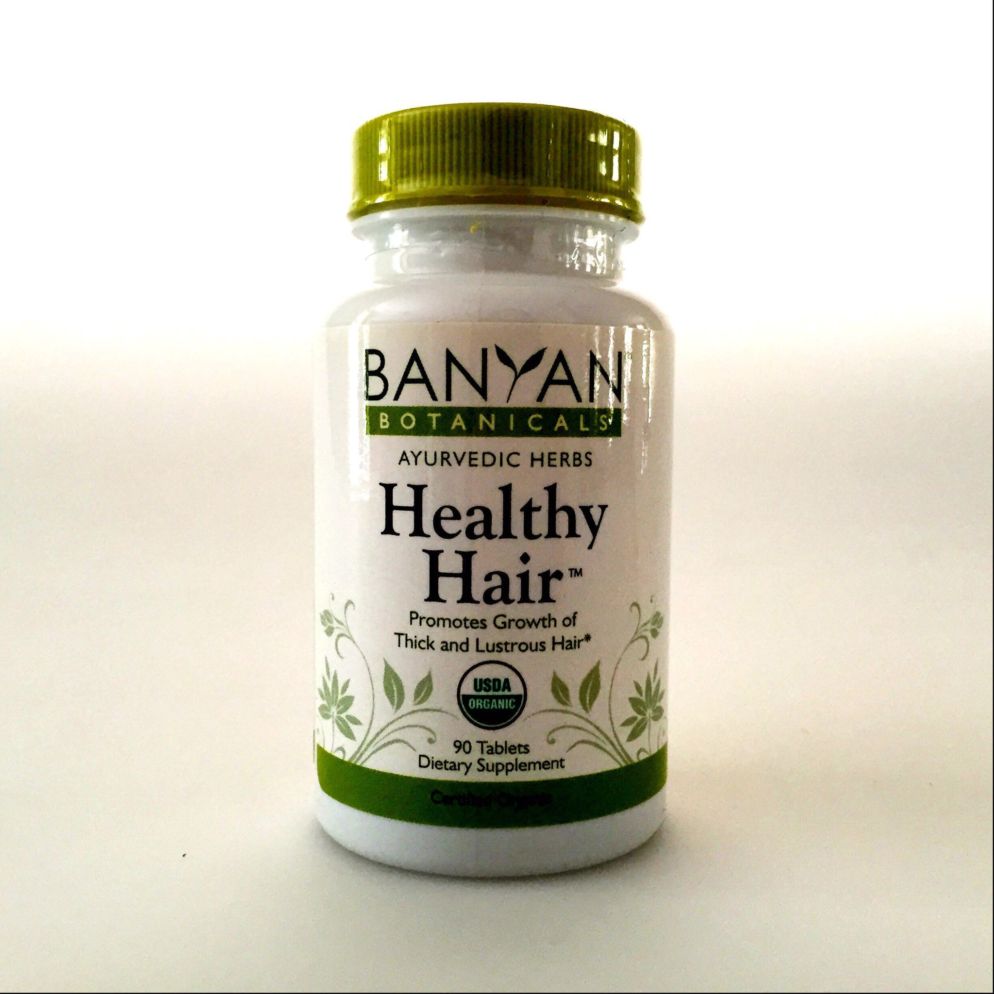 Banyan Botanicals Healthy Hair Tablets Yoga International Healthy Hair Maintaining Healthy Hair Long Healthy Hair