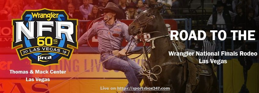turned out at the 2013 (NFR) National