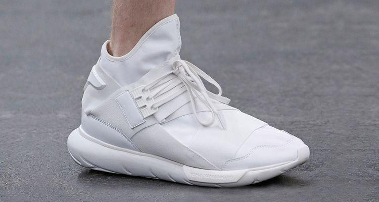 adidas y3 all white