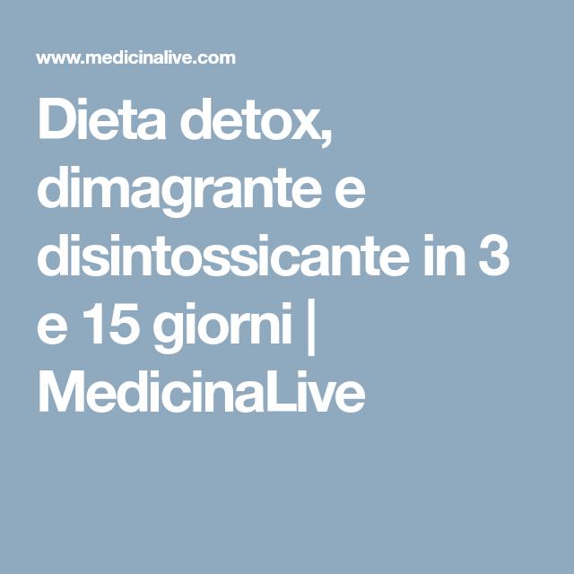 dieta dimagrante 15 giorni