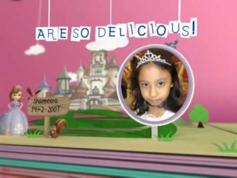 February 14 Pt 10 Birthday Book Disney Junior Asia Lifes