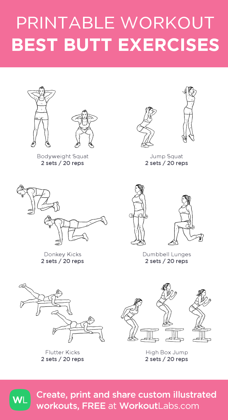 best booty workout with weights