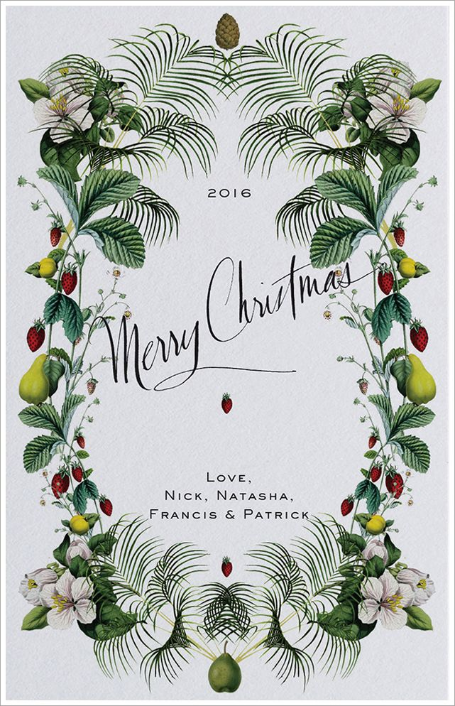 Whimsical Holiday Cards from Stephanie Fishwick   Christmas ...