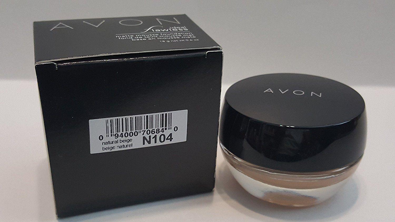 Avon Ideal Flawless Liquid Foundation - swatch central