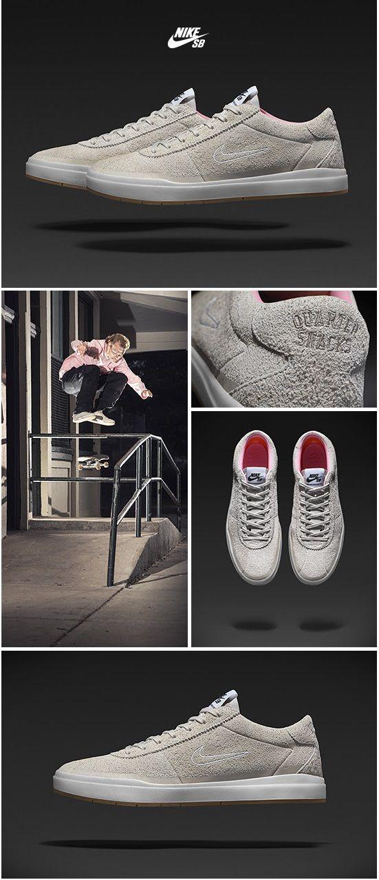 1ba569cdf0 Quarterbacks x Nike SB Bruin | Sneakers: Nike Bruin | Sneakers nike ...