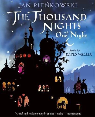 The Thousand Nights And One Night Retold By David Walser