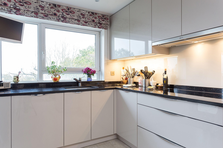 Nolte Kitchens | Pinterest | Cheshunt FC, Glass splashbacks and ...