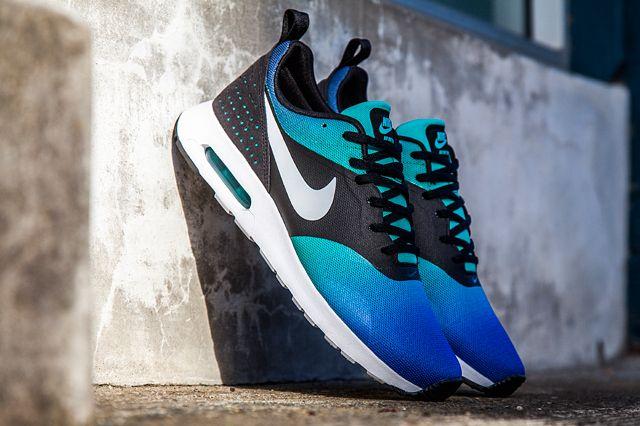 Nike Air Max Tavas (Blue Lagoon) - Sneaker Freaker