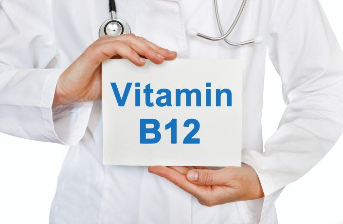 """When someone asks you, """"Where do you get your B12?"""", here's what you can tell them."""