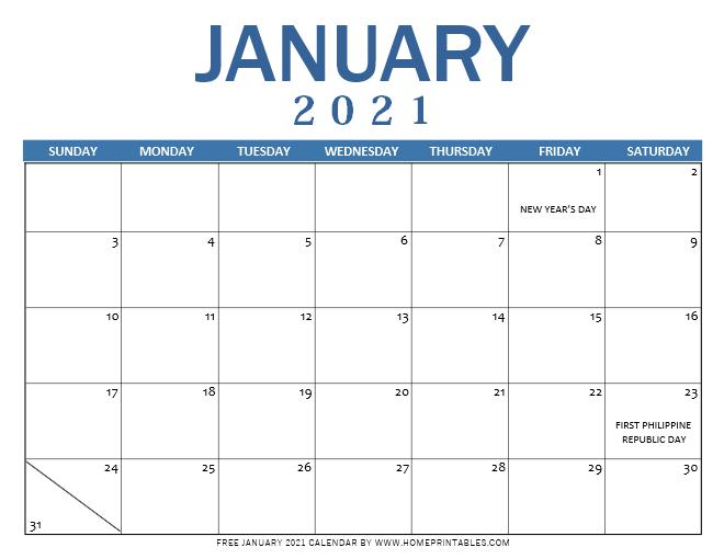 January 2021 Calendar For Instant Download 2021 Calendar Calendar Calendar Printables