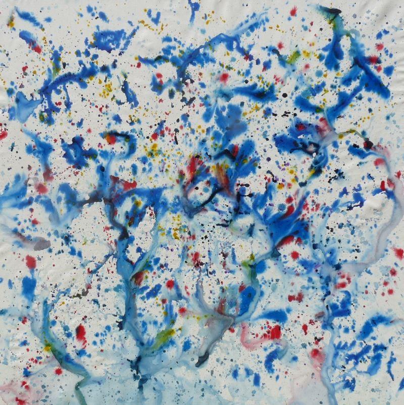 Epingle Sur L Art En Bleu