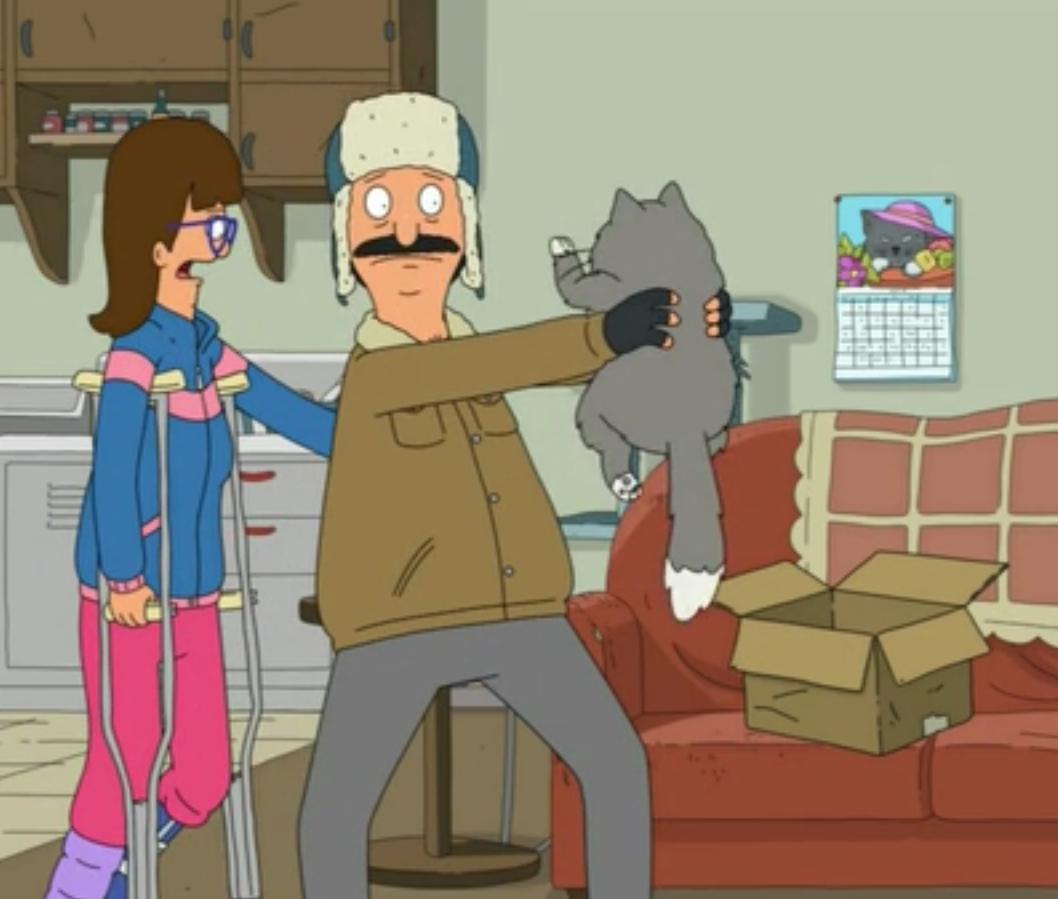 gayle makin bob sled full episode