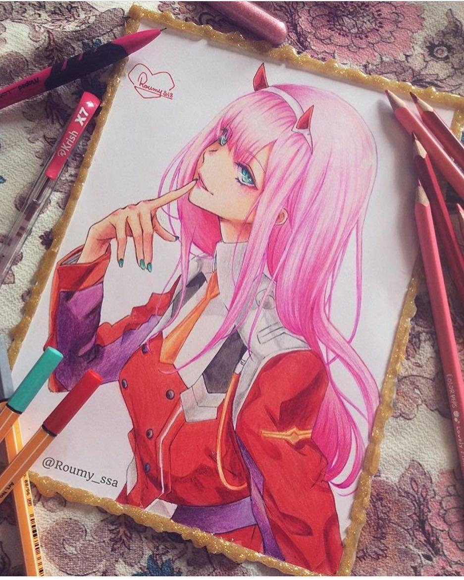 Pin By Zen Begusic On Drawings Anime Fanart Drawing Anime Drawings Otaku Anime