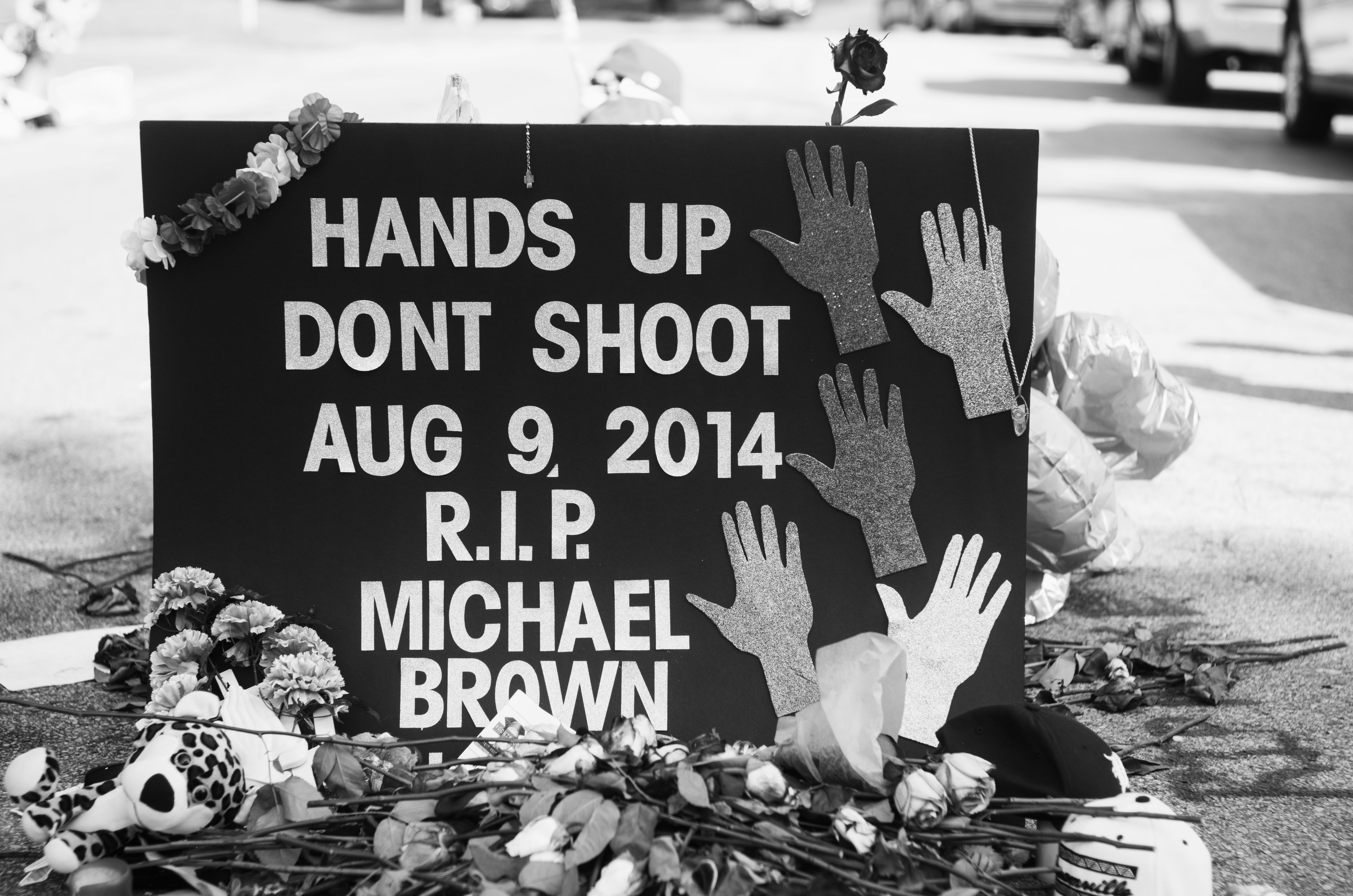 Shooting Of Michael Brown Wikipedia The Free Encyclopedia With