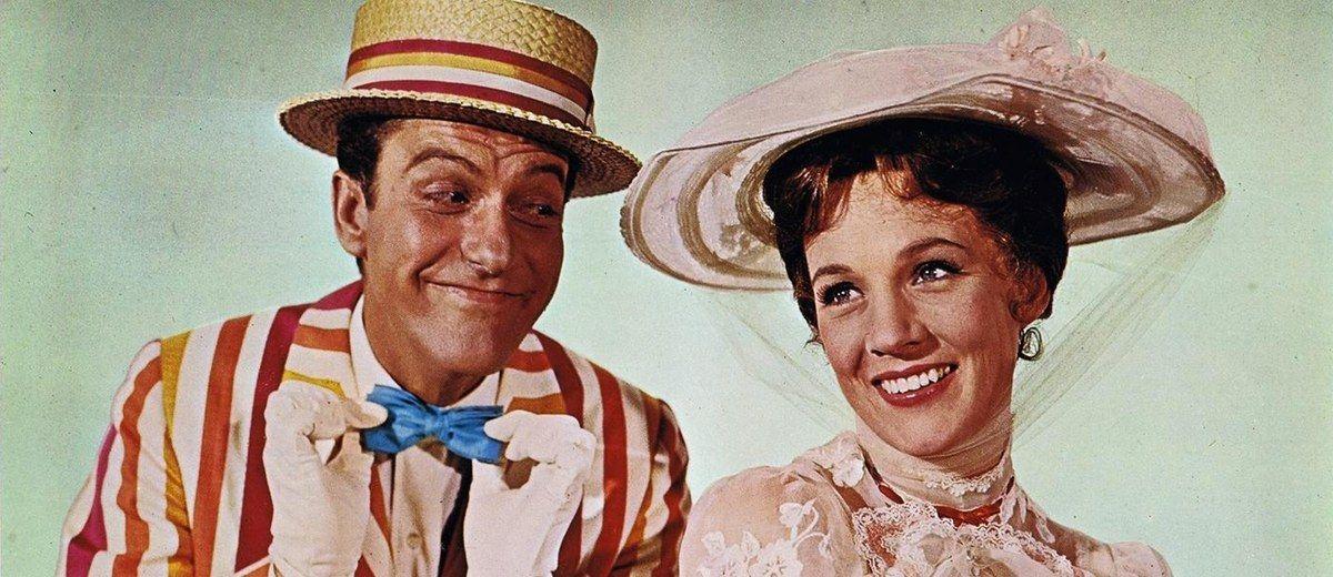 Disney plotting new 'Mary Poppins' musical with Rob Marshall