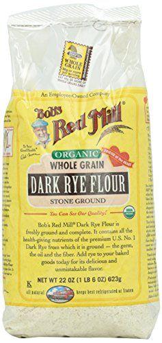 Bob's Red Mill Organic Rye Dark Flour - 22 oz Bob's Red Mill http://www.amazon.com/dp/B000VDX6VQ/ref=cm_sw_r_pi_dp_vxsiwb1YDAJ86
