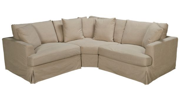 Synergy Alpha Alpha 3 Piece Sectional   Jordanu0027s Furniture