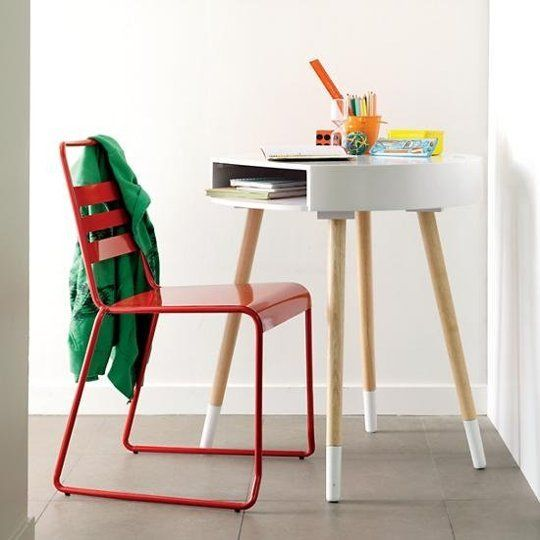 Kid Cafe Furniture: Back To School Shopping Guide: 10 Kids Desks For Small