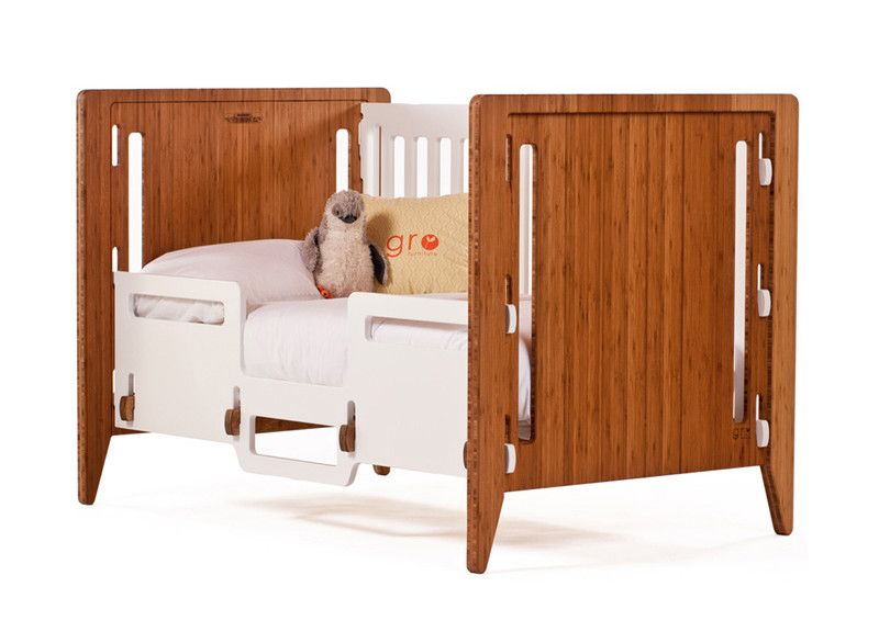 From Crib To Toddler Bed To Day Bed To Low Playtable To