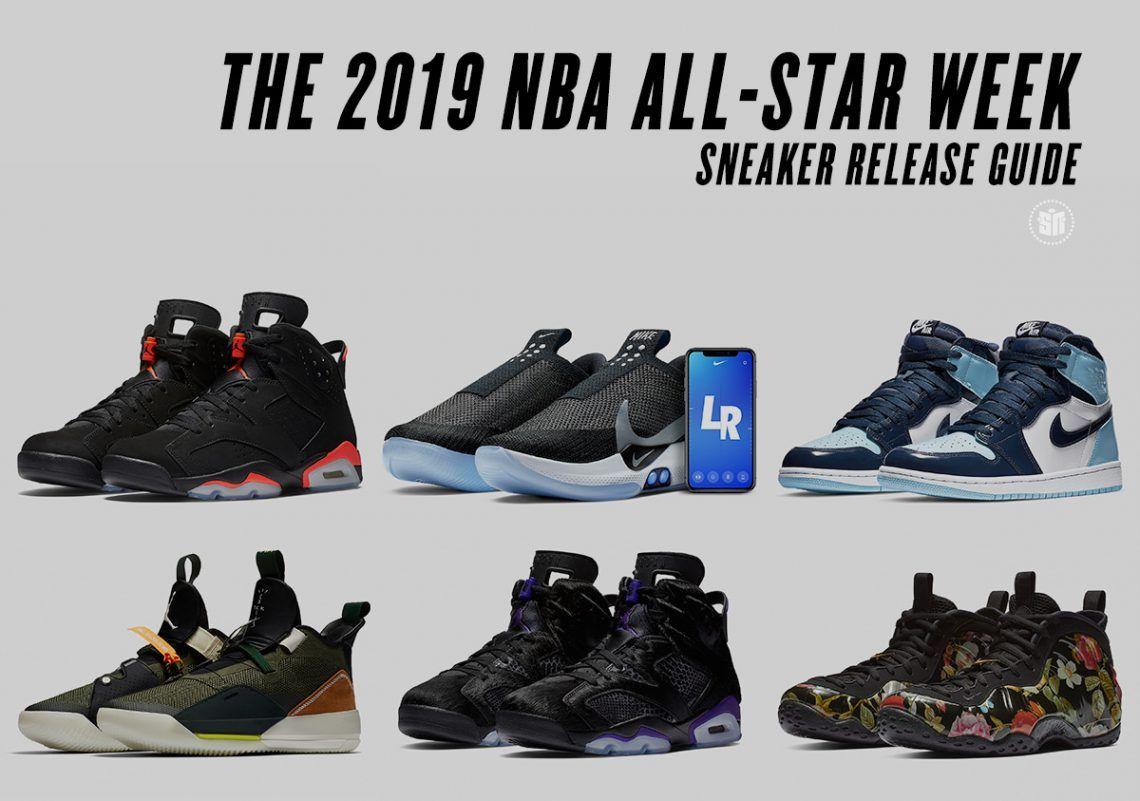 Sneakers Releasing This Weekend