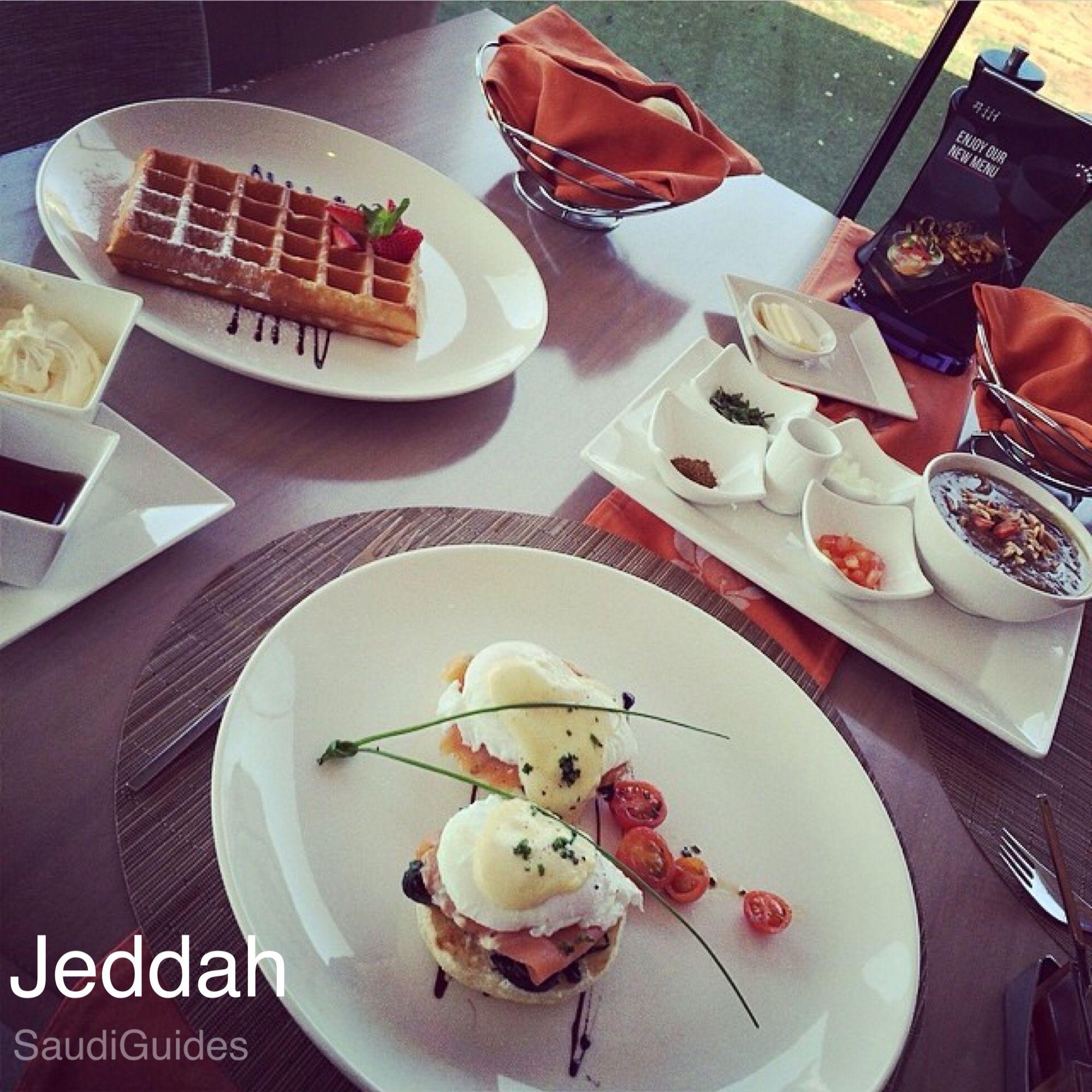 #فطور جميل من #جدة ❤️ اسم المطعم: أمارا Amara الموقع: كورنيش جدة تصوير @todieforcouture مين جربه وايش أحلى #مطاعم فطور في #جده ؟ Restaurant Name: Amara Location: Jeddah Cornish Did you try it what is the best #breakfast places in #Jeddah ☕️ #SaudiGuides http://instagram.com/p/oqfvZVHObC/