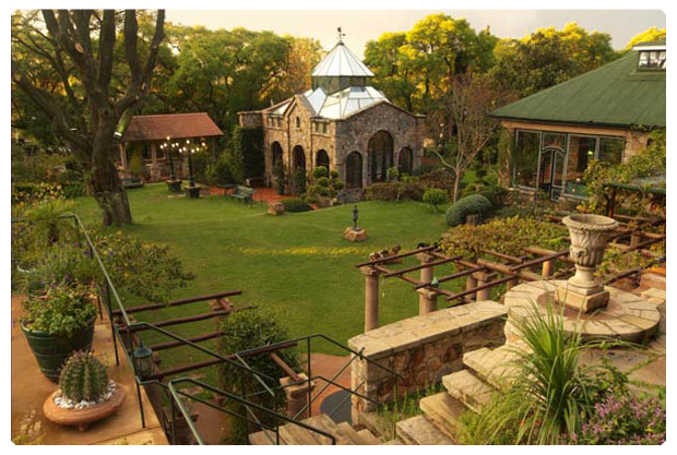 Shepstone Gardens Built At The Turn Of The Century Shepstone Gardens Has Established Itsel Outdoor Reception Venues Fairytale Weddings Unique Wedding Venues
