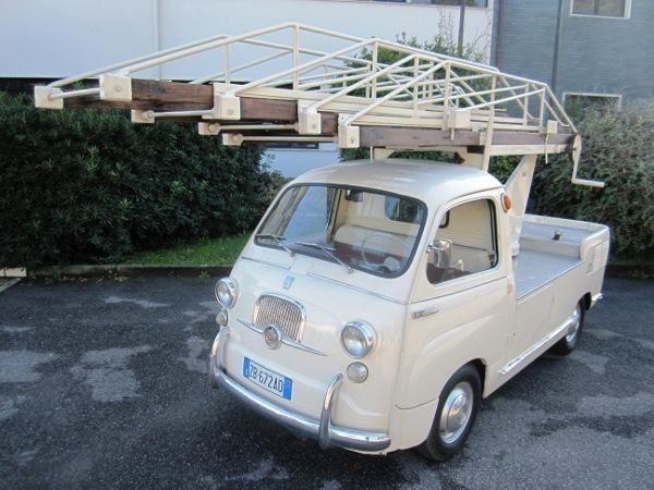 Cars For Sale 1960 Fiat 600 Multipla Autoscala For Sale On Motor