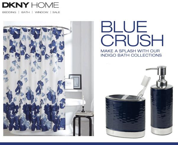Dkny Bathroom Accessories – Cobalt Blue Bathroom Accessories
