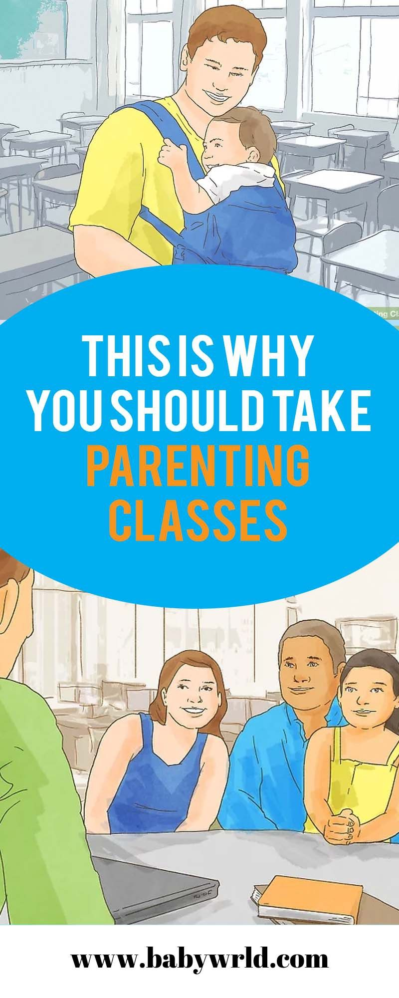 why take parenting classes