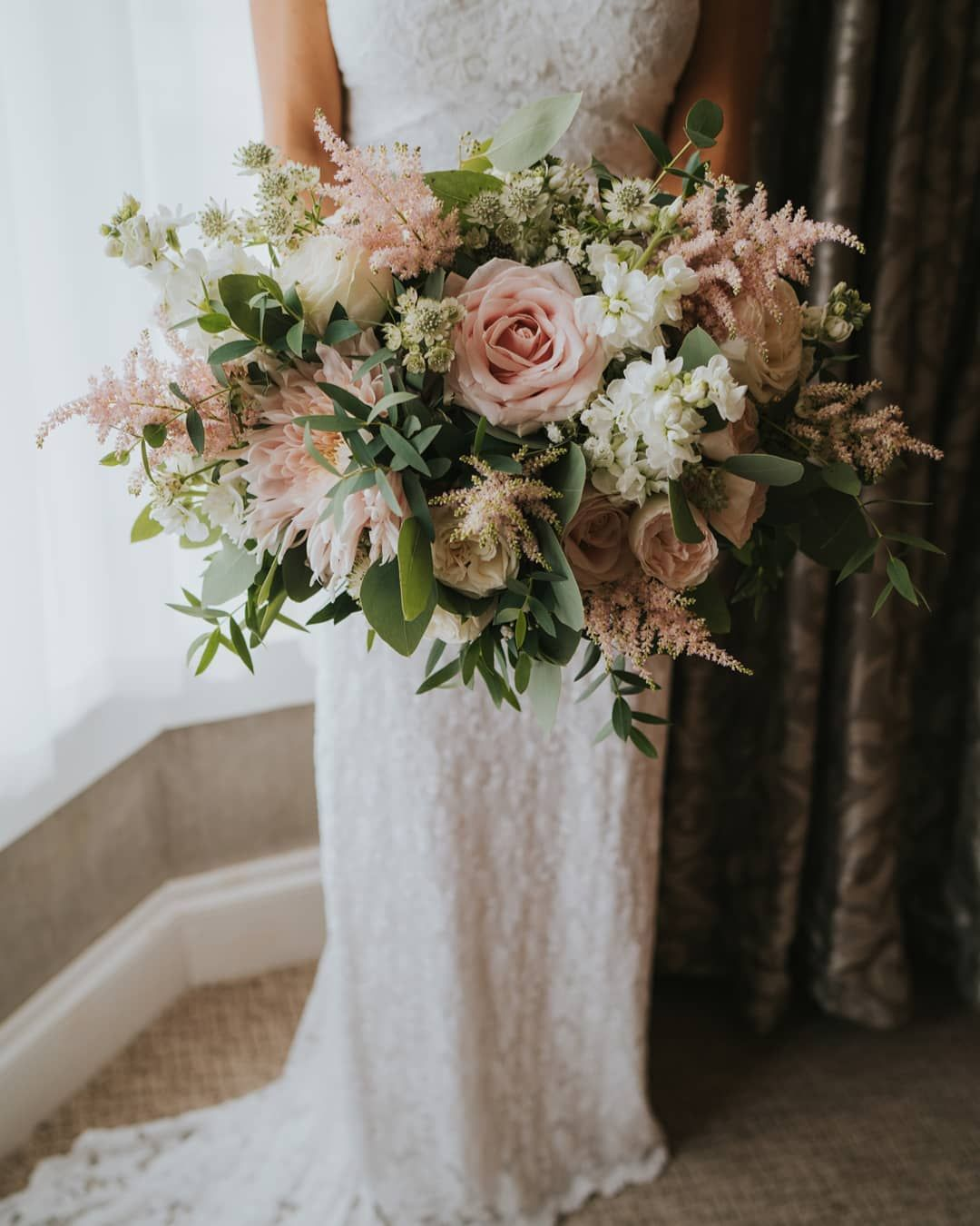 "Miss Fleur Floral Design on Instagram: ""Throwback Thursday..Big love for this bouquet, not only from myself but seems to be popular amongst my 2019 brides. Can't see the trend for…"""