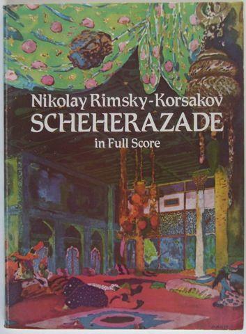 Scheherazade. My favorite piece of classical music.