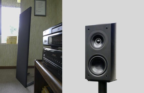 Two speaker design types, flat panel or box: Which one's right for you?