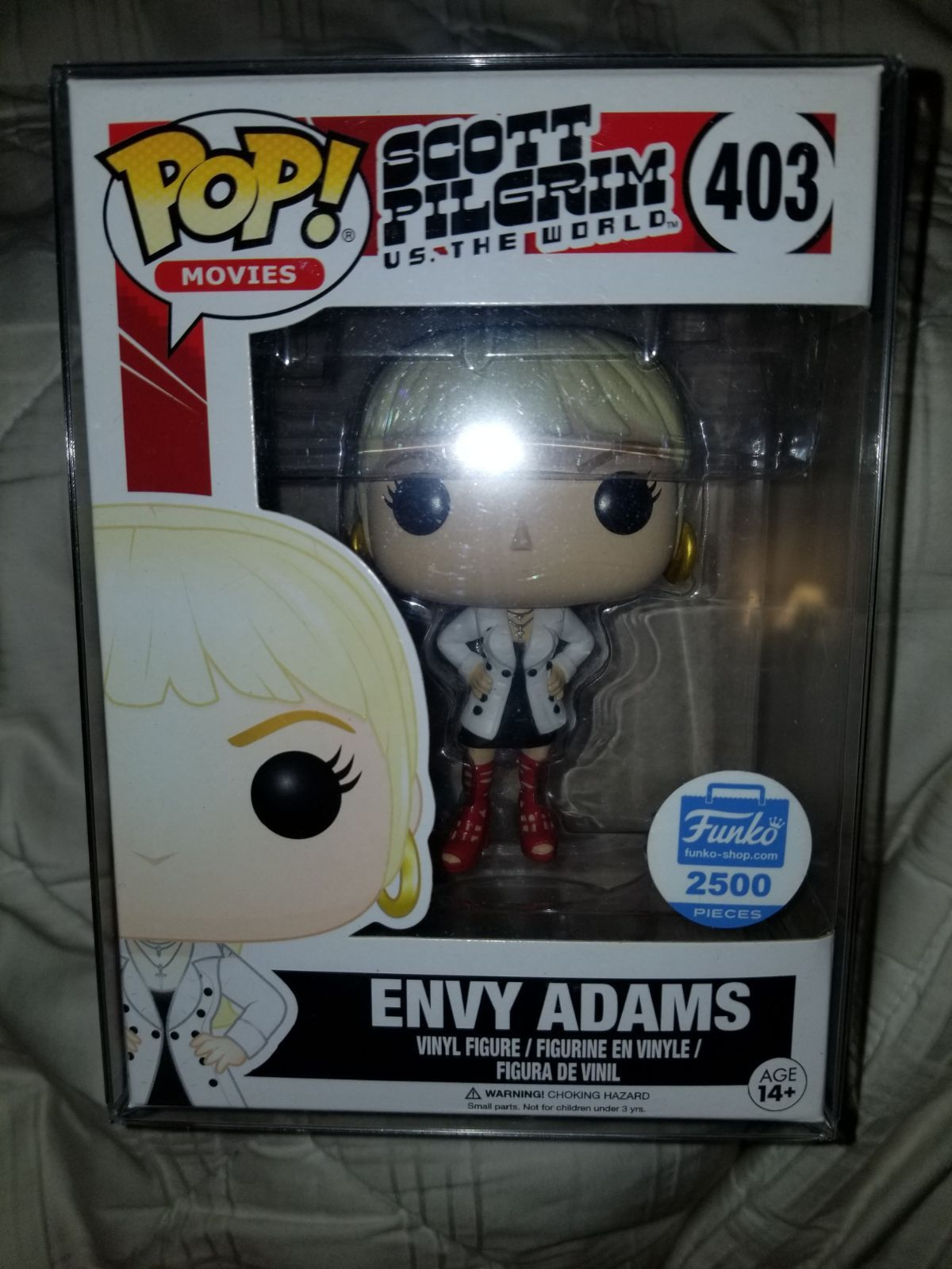Funko Pop Envy Adams Feel Free To Ask Any Questions I Ship With