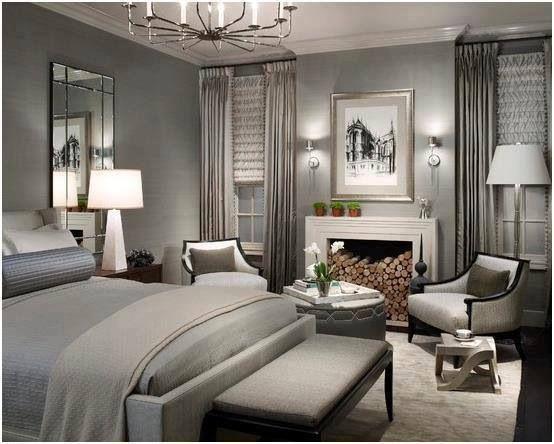 Classy Modern Bedroom Luxurious Bedrooms Bedroom Design Contemporary Bedroom