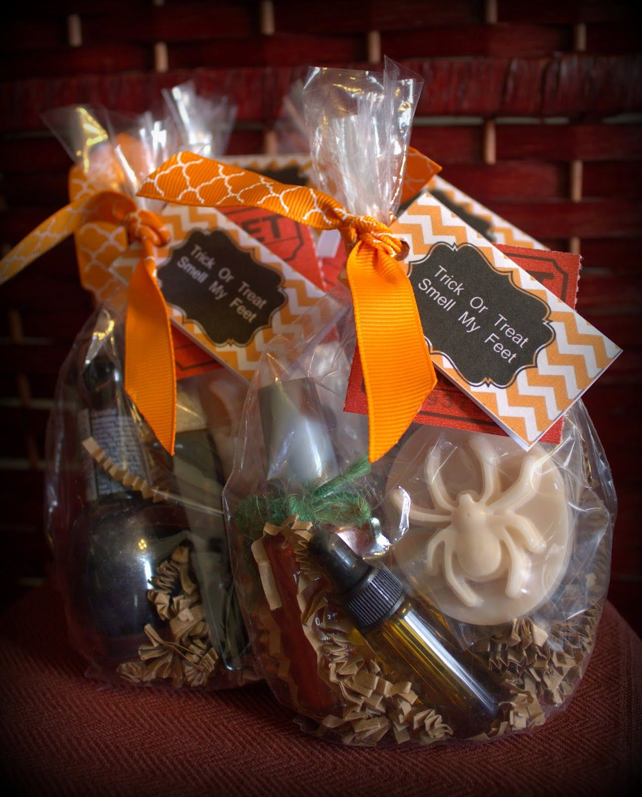 Halloween, Thanksgiving, And Christmas Pedicure Gift Sets