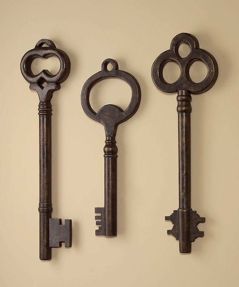 Key Wall Art