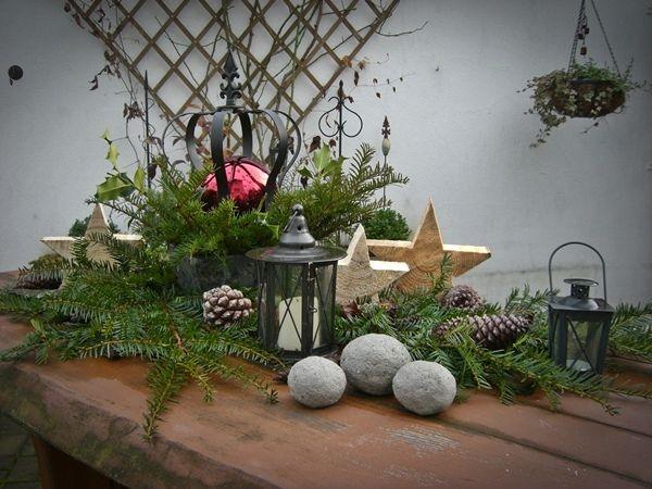 nachlieferung wohnen und garten foto weihnachtsdeko pinterest weihnachten deko. Black Bedroom Furniture Sets. Home Design Ideas