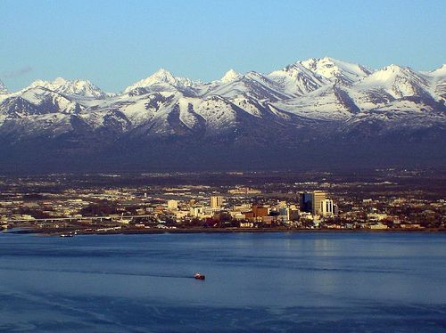 Time in anchorage right now