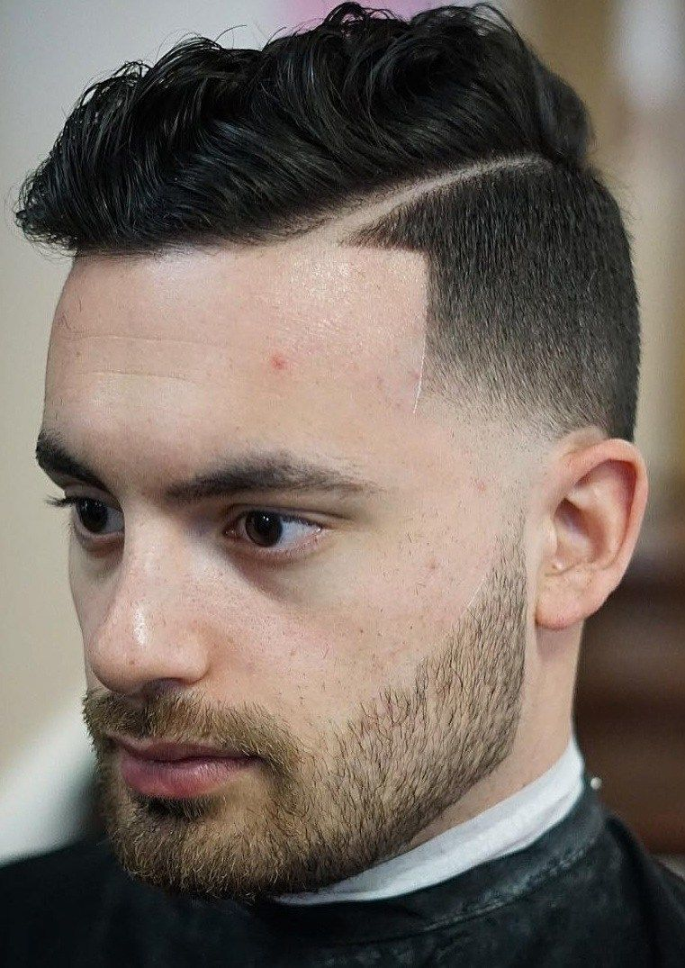 13 most popular layers to fade haircut mens hairstyles