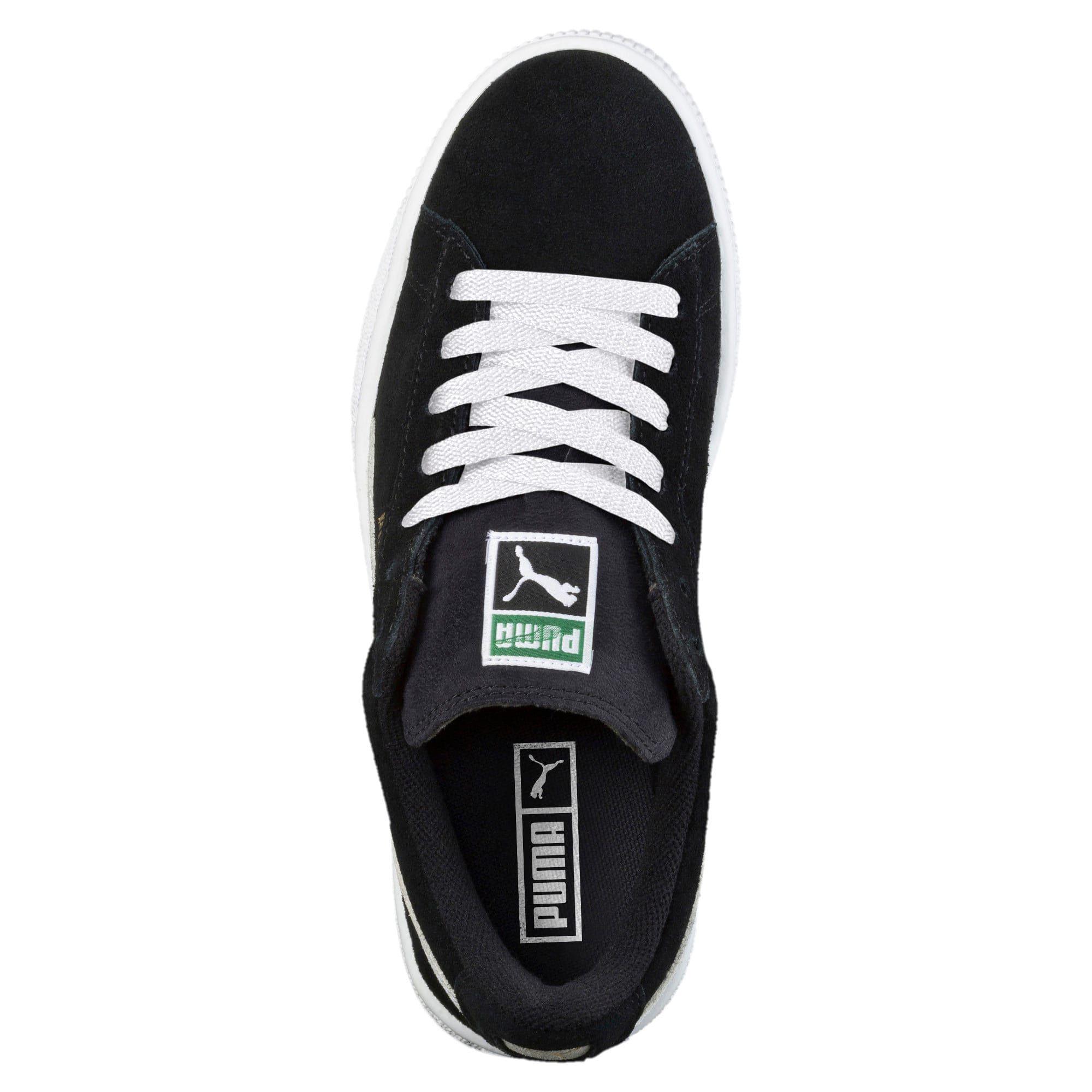 Sneaker aus Wildleder für Kinder | schwarz-weiß | PUMA Kids | PUMA Großbritannien