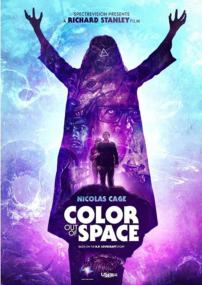 Color Out Of Space 2019 Review Color Out Of Space Space Movies Lovecraft
