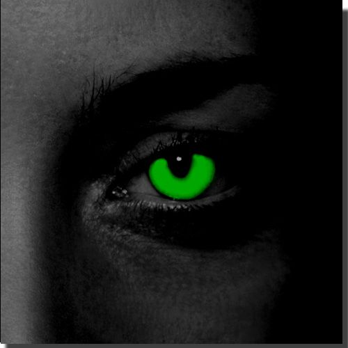 Eye Color Green Meaning & Personality.