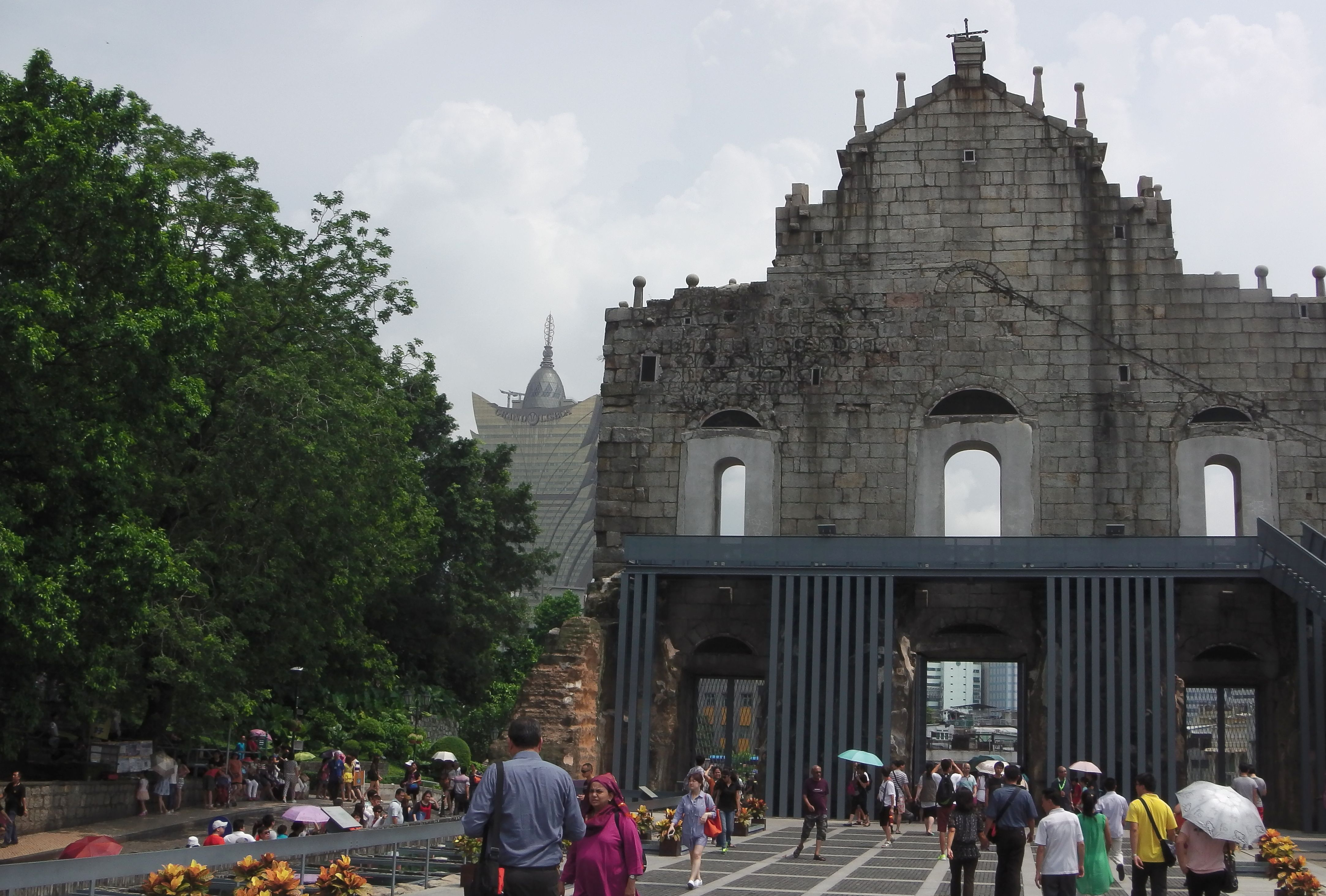 St Pauls , Macau